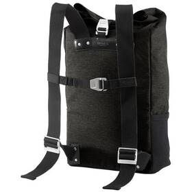 Brooks Pickwick Tex Nylon Rugzak 26L, black